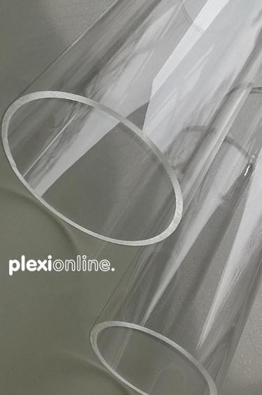 plexiglasrohre plexiglas rohr acrylglasrohr 250 500 mm bis 2 0 m ebay. Black Bedroom Furniture Sets. Home Design Ideas